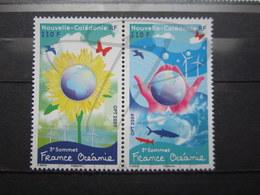 VEND BEAUX TIMBRES DE NOUVELLE-CALEDONIE N° 1070 + 1071 , XX !!! (b) - Nueva Caledonia