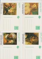 Belgie 1977 BK10/14 Internationaal Rubensjaar 5 Kaarten Ongebruikt - Postcards [1951-..]