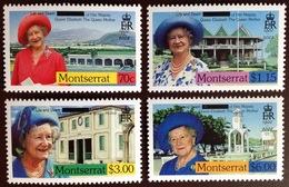 Montserrat 2002 Queen Mother Commemoration MNH - Montserrat