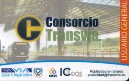 Ecuador Transport Cards, (1pcs) - Ecuador