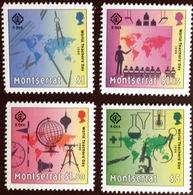 Montserrat 1999 World Teachers Day MNH - Montserrat
