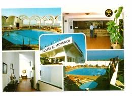Espagne Mojacar  Hôtel El Moresco N°20 TBE - Espagne