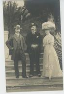 ALLEMAGNE - PRUSSE - DEUTSCHLAND - Königl. Familie - Unser Kaiserpaar Mit Prinz Oscar - Germany