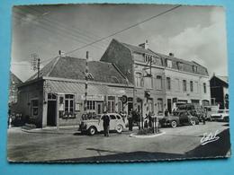 """59 - Neuville En Ferrain - CPSM - La Douane """"Au Risque Tout"""" - 1962 - France"""