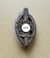 WWII German N.S.K.O.V. Membership Badge - Pin