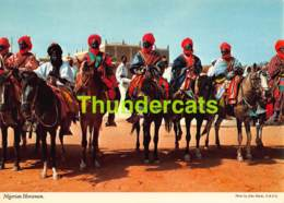 CPSM NIGERIA PHOTO JOHN HINDE NIGERIAN HORSEMEN - Nigeria