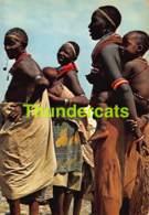 CPSM TRIBES OF KENYA KENIA ELMOLO LAKE TURKANA NU NUE NUDE NAKED GIRL FILLE LADY WOMAN - Kenya