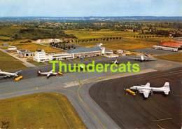 CPSM L'AEROPORT DE TARBES OSSUN LOURDES - Aerodromi