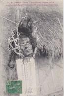 TONKIN - Hanoï - Sous-Officier Indigène Doï 16 Empoisonneur Décapité Le 8 Juillet 1908 Selon La Coutume Annamite - Vietnam