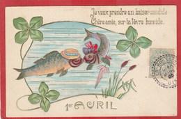 Oise - La Houssoye - Facteur Boitier -  1905 Sur Carte Postale - 1877-1920: Période Semi Moderne