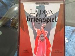 La Diva Et Le Kriegspiel De Pierre Christin Et Annie Goetzinger - Christin