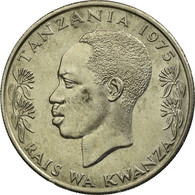 Monnaie, Tanzania, Shilingi, 1975, TTB, Copper-nickel, KM:4 - Tanzanie