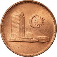 Monnaie, Malaysie, Sen, 1987, SUP, Copper Clad Steel, KM:1a - Malaysie
