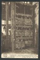 +++ CPA - CHARBONNAGE - Cage Chargée De Personnel ...- Mines - Mineurs - Métier - Desaix   // - Mines