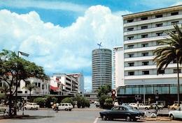 Kenya - NAIROBI - Kimathi Street - East Africa - Automobiles - Timbres - Kenya