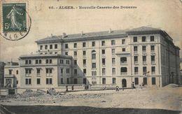 Algeria Nouvelle Caserne Des Douanes Postcard - Algérie