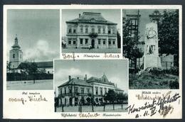 Újfehértó,  16.3.1938, MBK (4), Komitat Szabolcs-Szatmár-Bereg - Ungarn