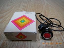 POLAROID Remote Shutter Button #112 Pour Le Polaroid  Sx-70..Déclencheur Souple Pour Polaroid Sx-70...RARE - Matériel & Accessoires