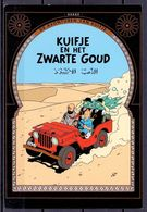 BK Hergé Moulinsart Tintin Kuifje NL 83 - Cartes-maximum (CM)