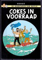BK Hergé Moulinsart Tintin Kuifje NL 87 - Cartes-maximum (CM)