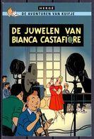 BK Hergé Moulinsart Tintin Kuifje NL 89 - Cartes-maximum (CM)