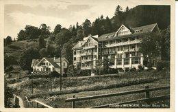 006919  Wengen - Hôtel Beau Site  1923 - BE Berne