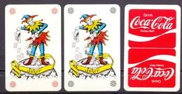 Belgie - Speelkaarten - ** 2 Jokers - Coca Cola - Cartes à Jouer Classiques