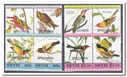 Nevis 1985, Postfris MNH, Birds - St.Kitts En Nevis ( 1983-...)