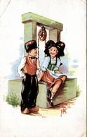 PETIT JEUNE COUPLE - Enfants
