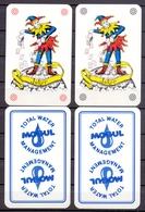 Belgie - Speelkaarten - ** 2 Jokers - Mogul - Cartes à Jouer Classiques