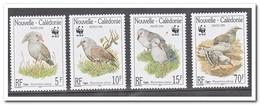 Nieuw Caledonië 1998, Postfris MNH, Birds, Wwf - Nieuw-Caledonië