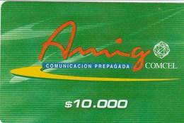 Colombia - Amigo $ 10.000 - Colombia