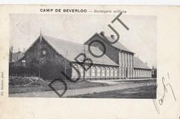 Postkaart/Carte Postale KAMP VAN BEVERLO Boulangerie Militaire (O378) - Leopoldsburg (Camp De Beverloo)