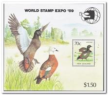 Nieuw Zeeland 1989, Postfris MNH, Birds - Nieuw-Zeeland