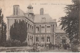 CAUDRY Château De Clermont 491K - Caudry
