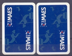 Belgie - Speelkaarten - ** 2 Jokers - Maes Pils - Cartes à Jouer Classiques