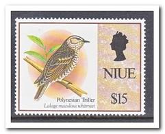 Niue 1992, Postfris MNH, Birds - Niue