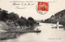 CPA - 35 - PONT REAN - La Vallée De Laile Près Du Moulin De Boël -   E. Mary-Rousselière, Editeur - Other Municipalities