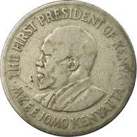 Monnaie, Kenya, Shilling, 1974, TB+, Copper-nickel, KM:14 - Kenya
