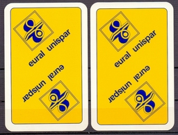 Belgie - Speelkaarten - ** 2 Jokers - Eural Unispar - Cartes à Jouer Classiques
