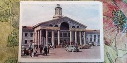 USSR Russia KRASNOYARSK   Airport Old Postcard  - - 1964 - RARE!!! - Aerodromes