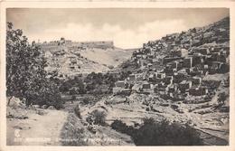 ¤¤   -  ISRAEL   -  JERUSALEM   -  Siloam And The Valley Of Kedron    -  ¤¤ - Israel