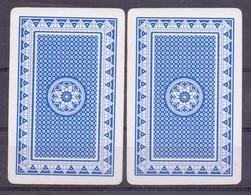 Belgie - Speelkaarten - ** 2 Jokers - Blauw - Cartes à Jouer Classiques