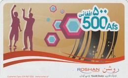 Afghanistan - People 500 Afs - Afghanistan