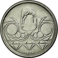 Monnaie, Brésil, 10 Centavos, 1989, SUP, Stainless Steel, KM:613 - Brésil