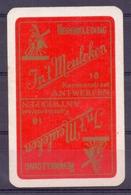 Belgie - Speelkaarten - ** 1 Joker - In 't Meuleken - Cartes à Jouer Classiques