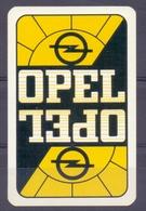 Belgie - Speelkaarten - ** 1 Joker - Opel - Playing Cards (classic)