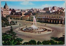 BARI - Piazza Roma - Stazione Centrale - Train Station  Vg - Bari