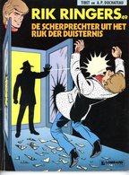 Rik Ringers 49 - De Scherprechter Uit Het Rijk Der Duisternis (1ste Druk) 1991 - Rik Ringers