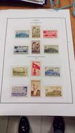 Turchia PO 1943 Fiera Int.Izmi  Scott.916/921+Nuovi/Usati + See Scan On Scott.Page; - 1921-... République
